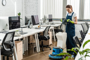 Benefits of Office Cleaning