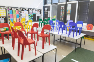 Why the Need for School Cleaning Services?