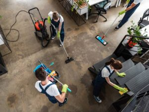 What Are Commercial Cleaning Services?