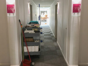 What Is Included in Building Cleaning Services?