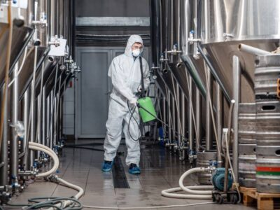 What Are Industrial Cleaning Services