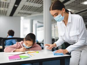 What Can School Cleaning Services Offer