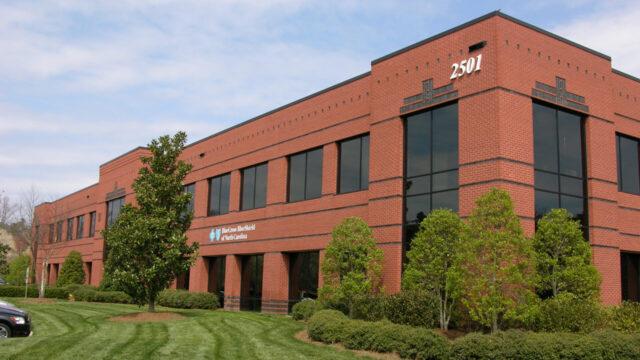 Aerial Executive Park <br />Charlotte, NC