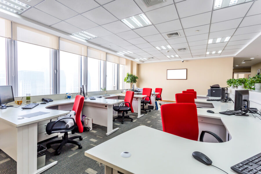 Why Your Company Should Care About Office Space
