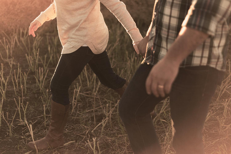 holding hands, family sunday, fellowship