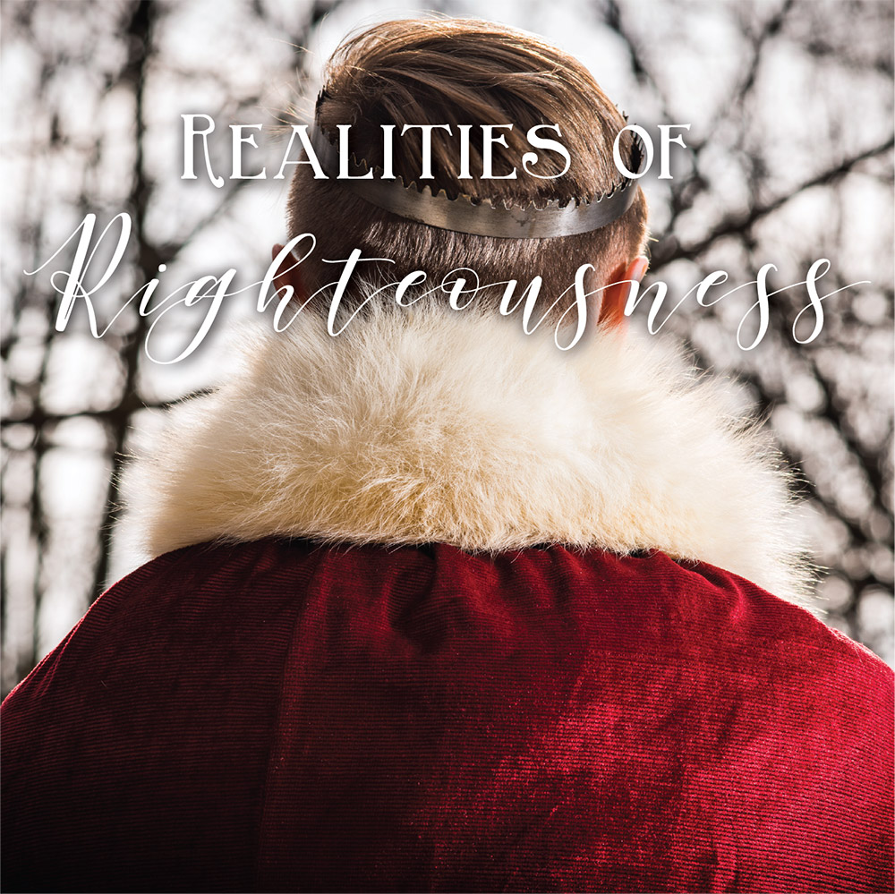realities of righteousness, cd series, dr hattabaugh author