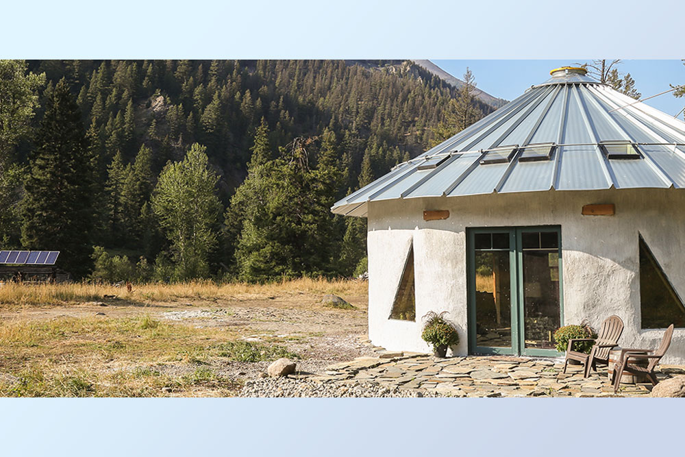 Off the Grid Montana Residential Water System