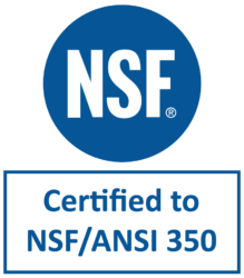 NSF350 Certification