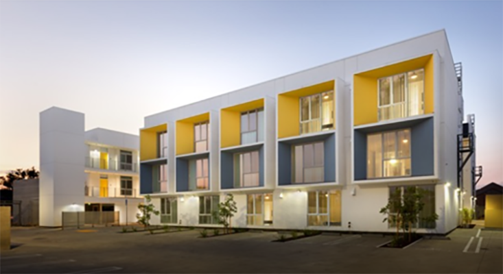 Silver Star Apartment in Los Angeles Ecovie Water Management