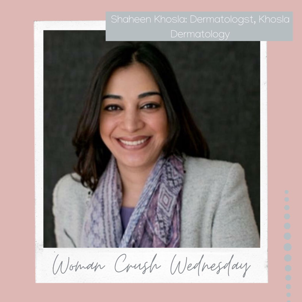 Woman Crush Wednesday: Shaheen Khosla