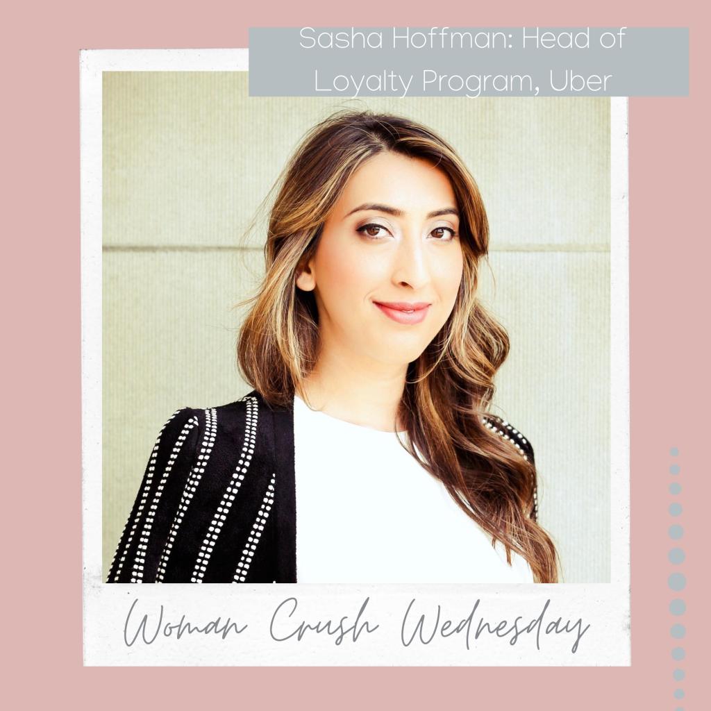Woman Crush Wednesday: Sasha Hoffman
