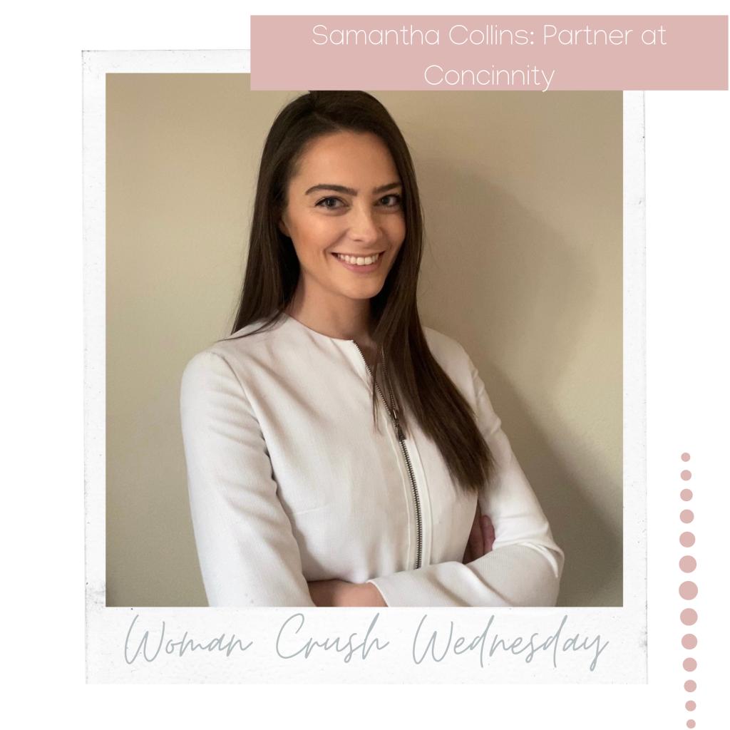 Woman Crush Wednesday: Samantha Collins