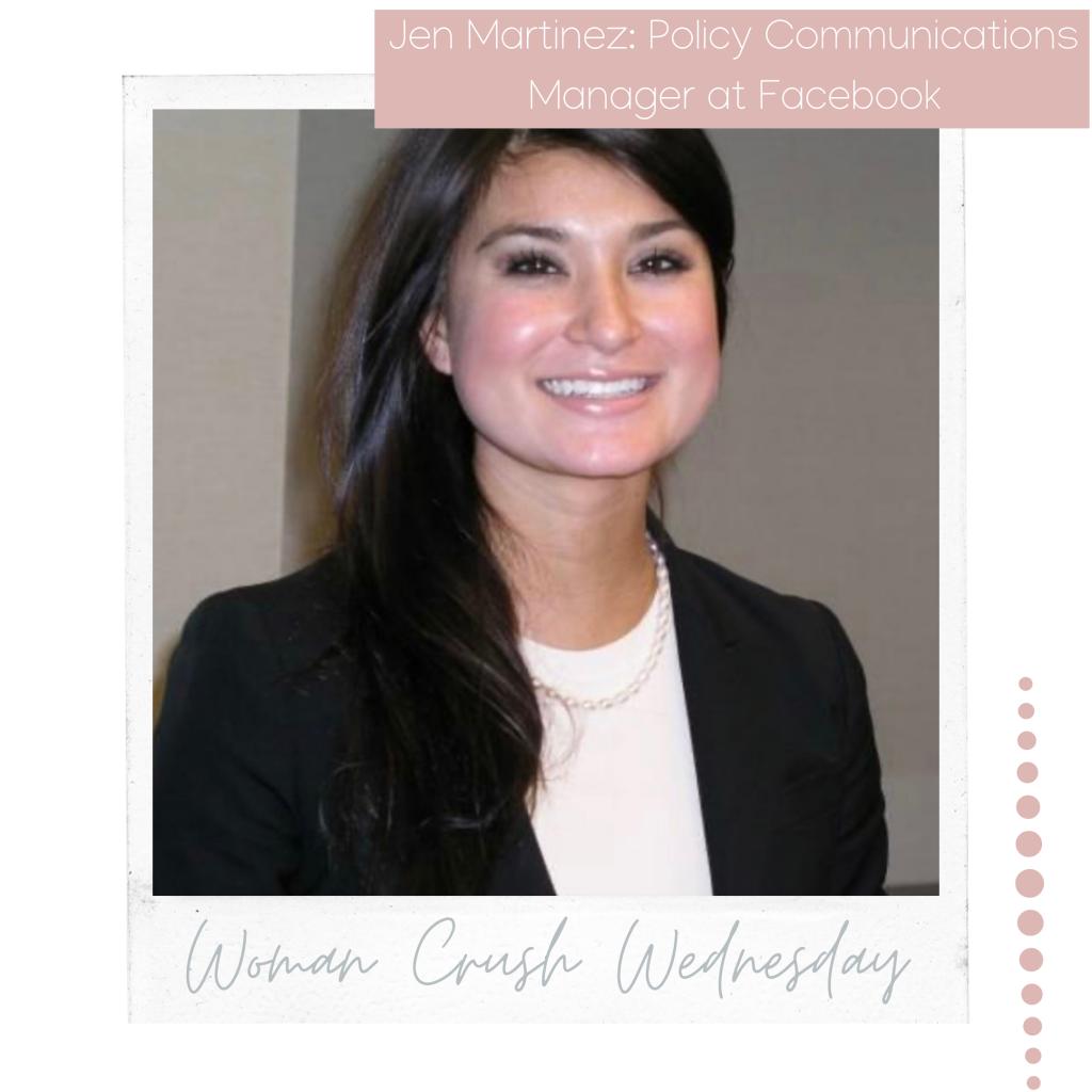 Women Crush Wednesday: Jen Martinez