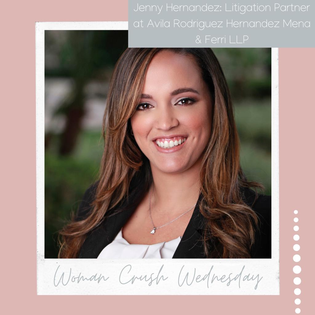 Woman Crush Wednesday: Jenny Hernandez