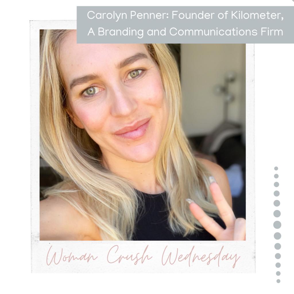 Woman Crush Wednesday: Carolyn Penner