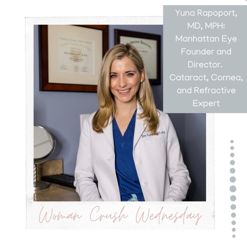 Woman Crush Wednesday: Yuna Rapoport