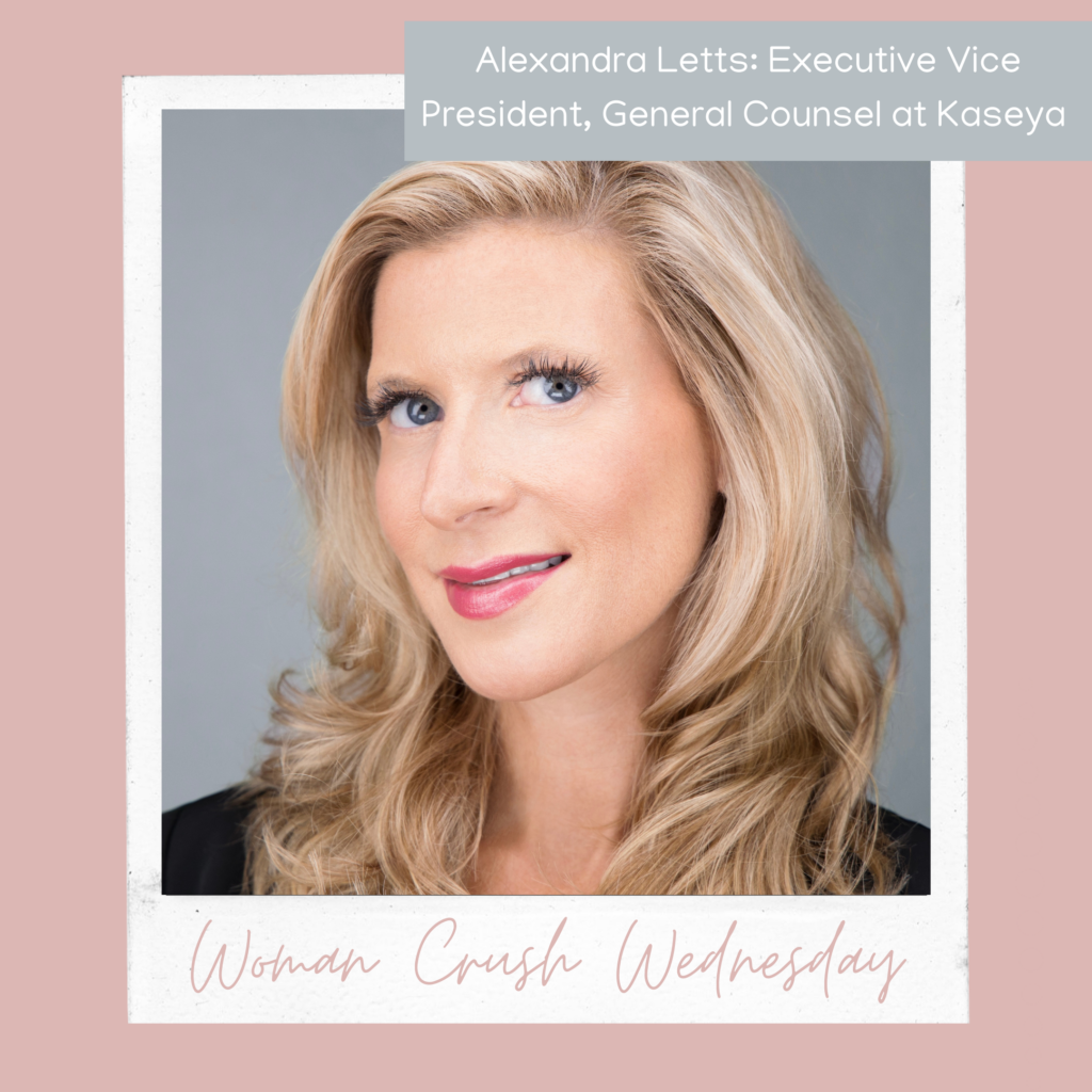 Woman Crush Wednesday: Alexandra Letts