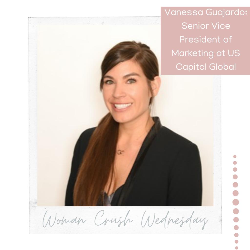 Woman Crush Wednesday: Vanessa Guajardo