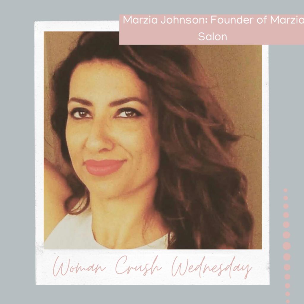 Woman Crush Wednesday: Marzia Johnson