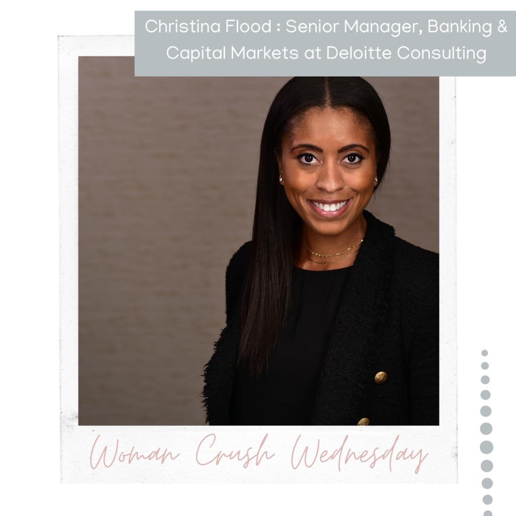 Woman Crush Wednesday: Christina Flood
