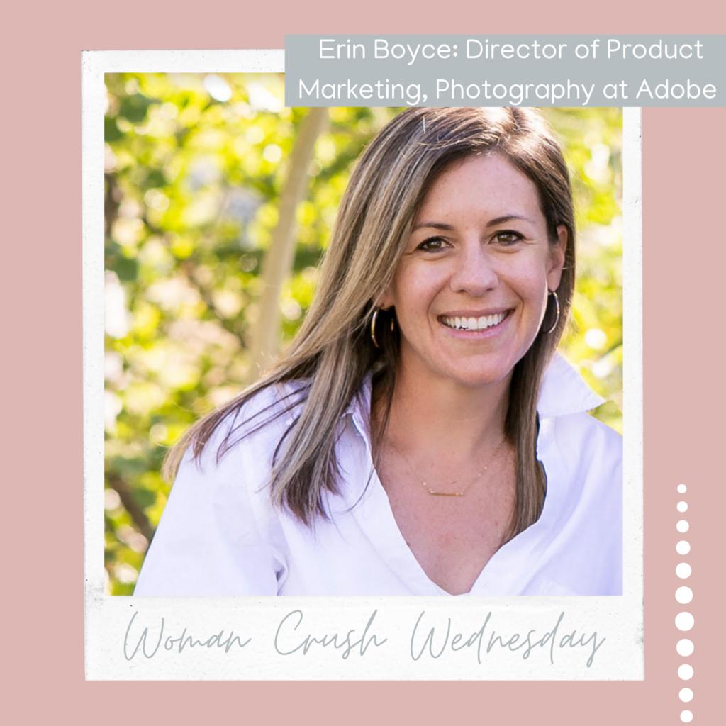 Woman Crush Wednesday: Erin Boyce