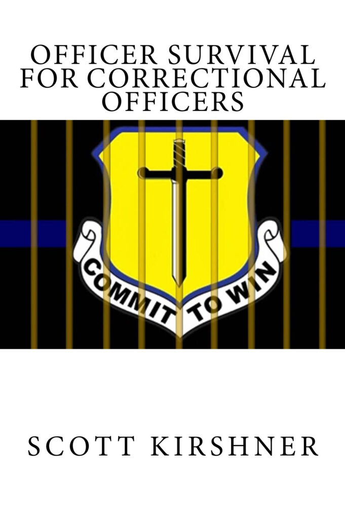 Book Cover: Officer Survival for Correctional Officers