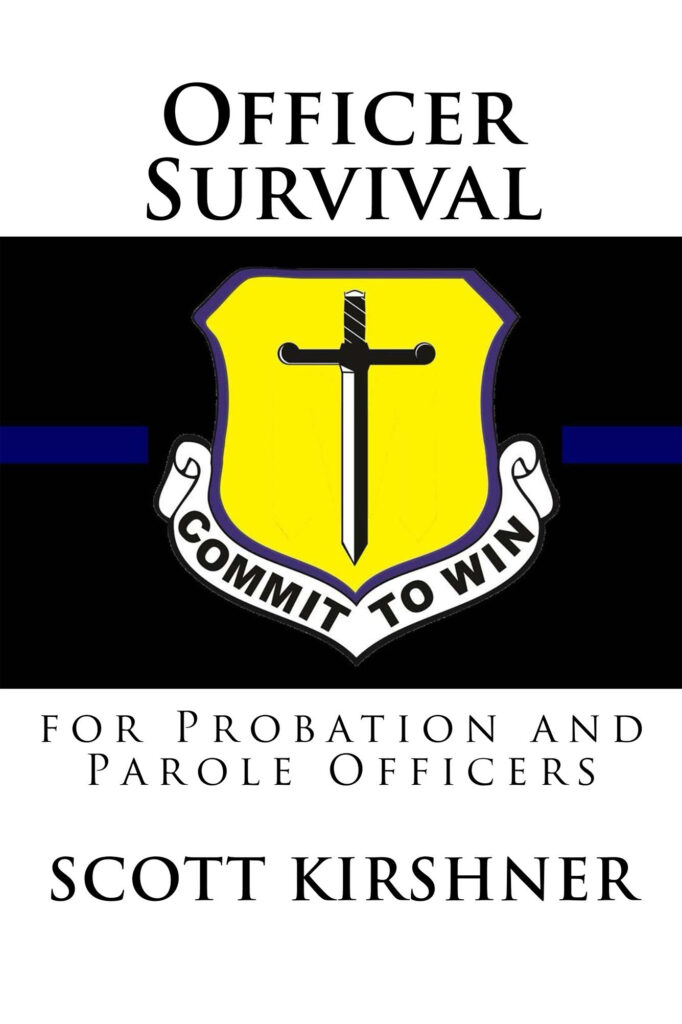 Book Cover: Officer Survival for Probation and Parole Officers