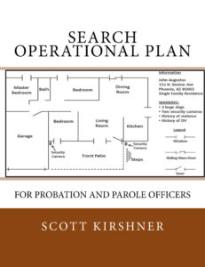 Book Cover: Search Operational Plan for Probation and Parole Officers