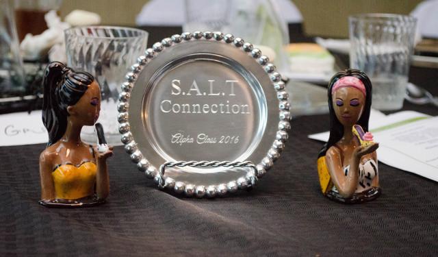 1st Graduation Class for the SALT!!!