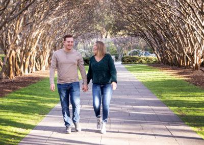 michael&julie,dallasarboretum