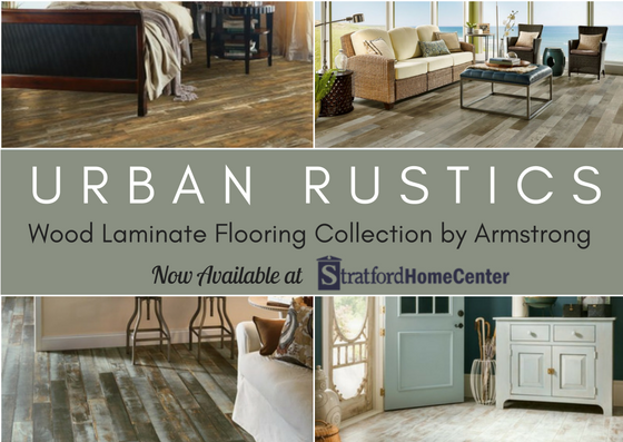 Look What's New at Stratford Home Center!
