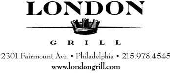 London Grill Logo