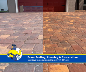 Bay Area Pressure Cleaning are leading experts in restoring your paver pads with paver cleaning and paver sealing. Pressure washing services in Tampa, FL