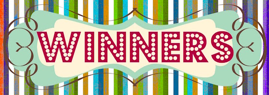 """Announcing the Winners of Zoe Burton's """"A New Release"""" Giveaway"""