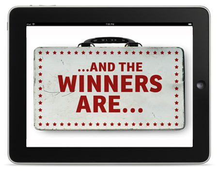 """Announcing the Winners of Brenda Webb's """"Darcy and Elizabeth: A Promise Kept"""" Giveaway"""