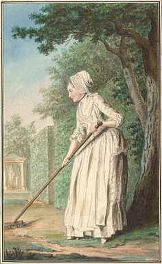 Regency Servants ~ Keepers of the Grounds