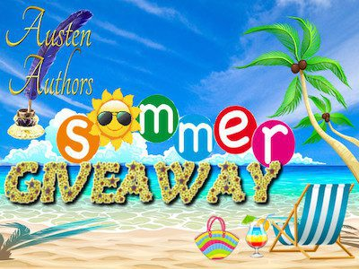 Announcing the Summer Quarterly Giveaways from Austen Authors