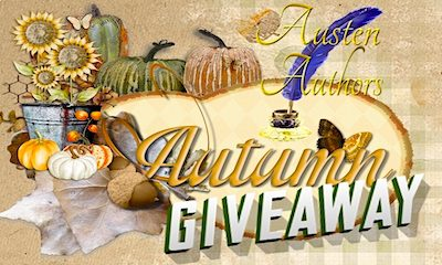 Announcing the Prizes for the Austen Authors' Autumn Quarter Giveaway
