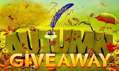 Announcing the Winners of the Austen Authors' Autumn Giveaway