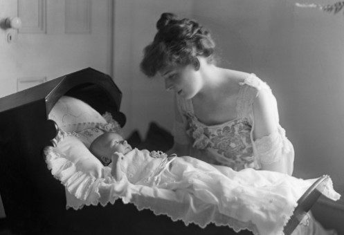 Maternity and Mortality in the 1800's, Plus a Preview From My WIP
