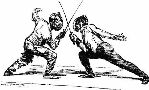 The Arts of Fencing and Dueling