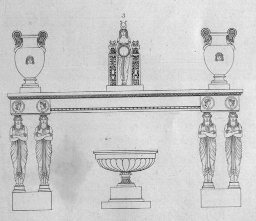 Household Furniture and Interior Decoration in the Regency