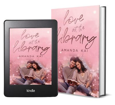 Love at the Library release party!