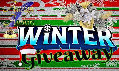 Announcing the Prizes for the Austen Authors' Winter Quarterly Giveaway