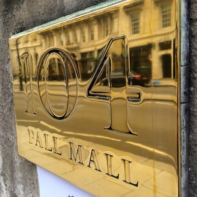 Pall Mall in the Regency: A Street and a Game