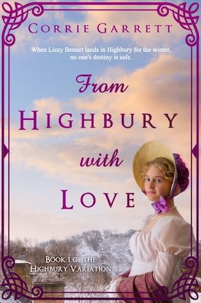Cover Reveal for FROM HIGHBURY WITH LOVE