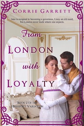 Release day for new book: From London with Loyalty