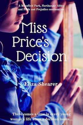 Celebrating the Launch of Miss Price's Decision