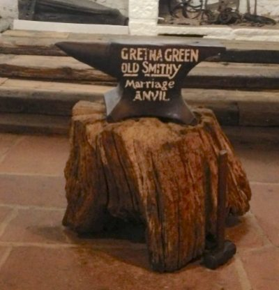 Gretna Green: Secret Engagements, Elopements and the World's Most Famous Anvil