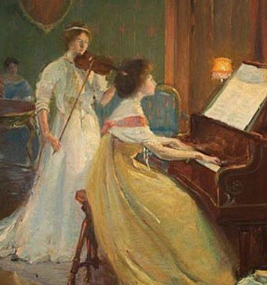 Women and Music in the Early 19th Century